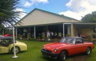 Tante Athalie restaurant Mauritius