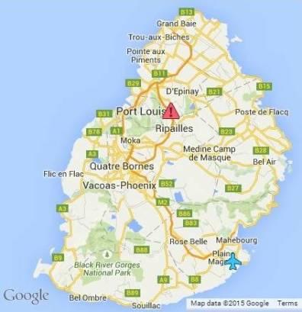 Mauritius-road-map
