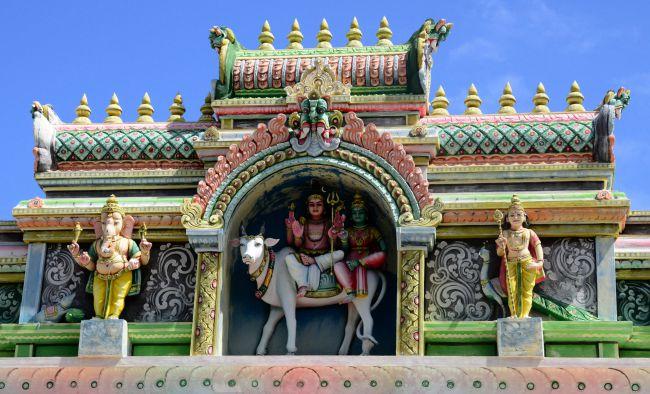 Hindu Temple Mauritius