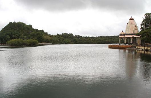 Grand Bassin Ganga Talao Mauritius