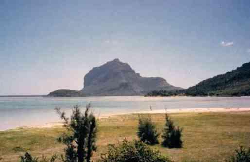 La Prairie Beach Mauritius