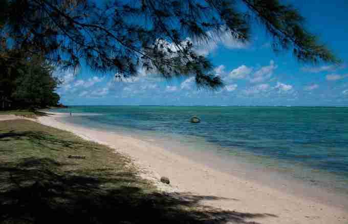 Saint Felix beach