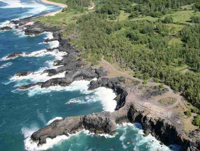 Wild South coast