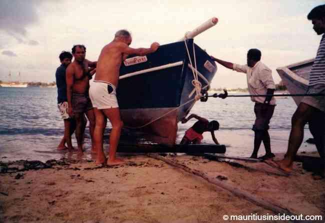 Mauritius cyclone