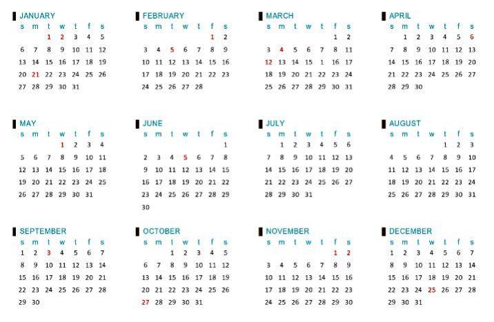 Mauritius public holidays 2019