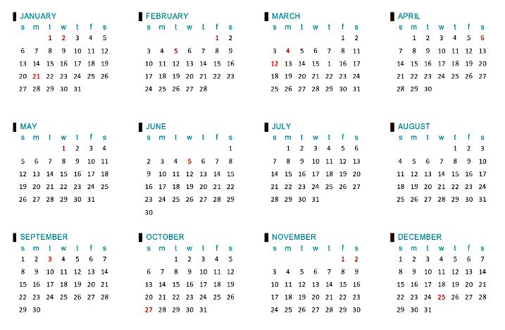 Calendar Holidays.Mauritius Public Holidays 2019 With Calendar And Festivals