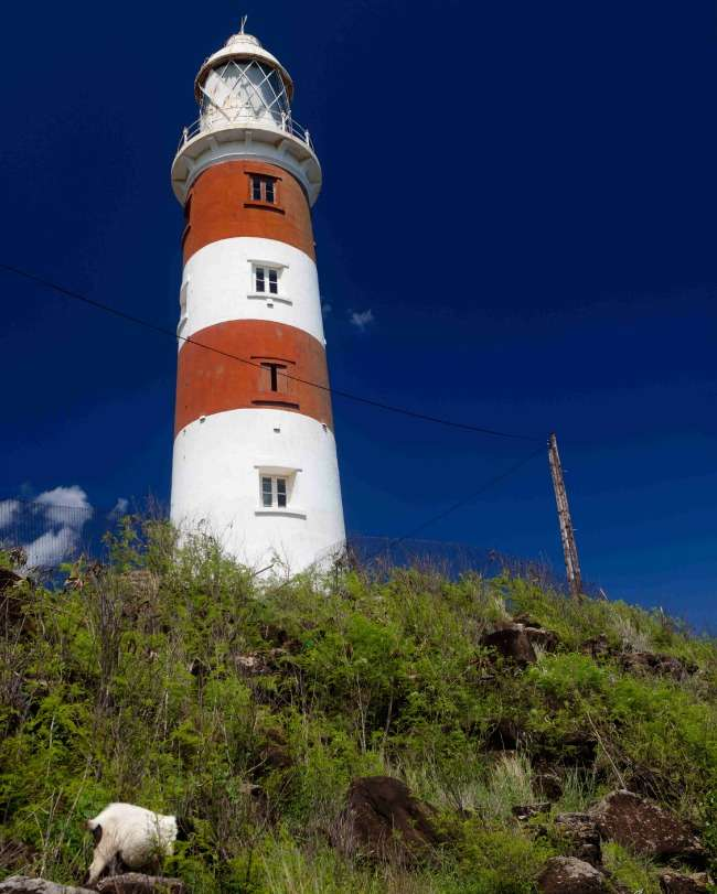 Mauritius Albion Lighthouse