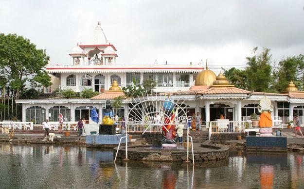 Hindu Temple Grand Bassin Mauritius