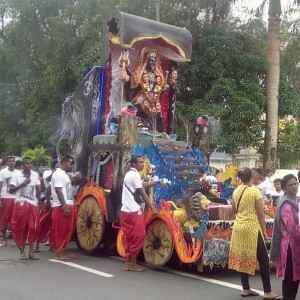 Maha-Shivaratri procession