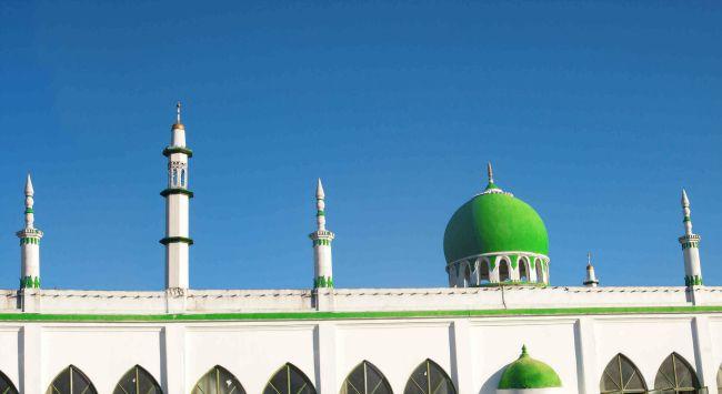 Mosque Mauritius