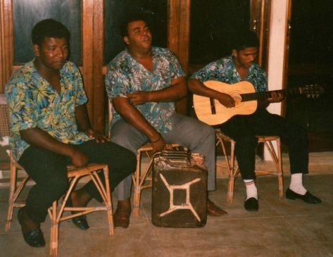 Typical Mauritius Sega