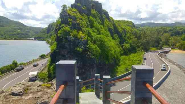 Baie du Cap Maconde Mauritius