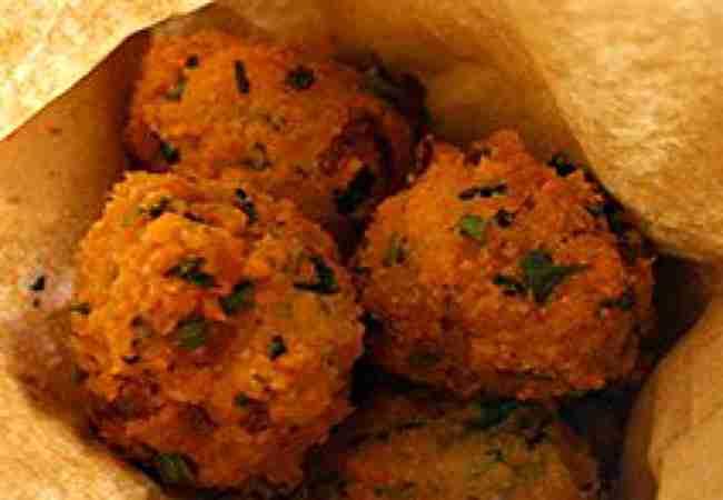 Chili bites - Mauritius street food
