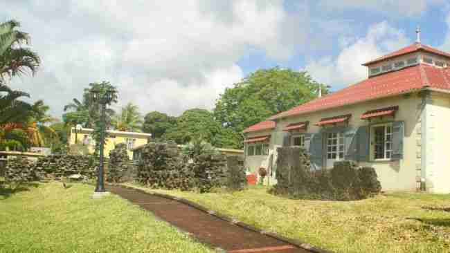 Frederik Hendrik Museum Mauritius