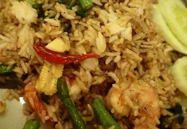 fried rice biryani