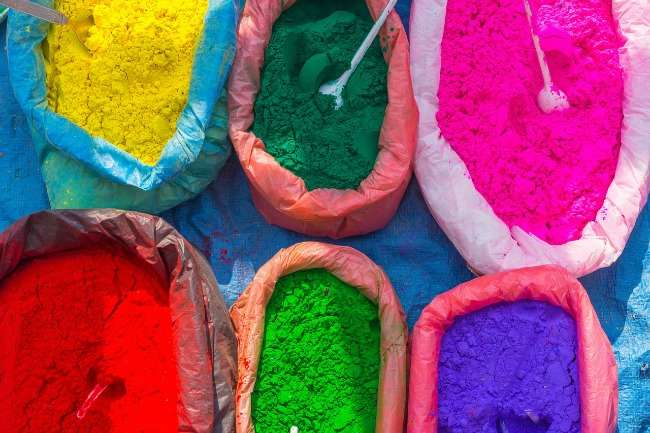 Holi In Mauritius A Colour Celebration