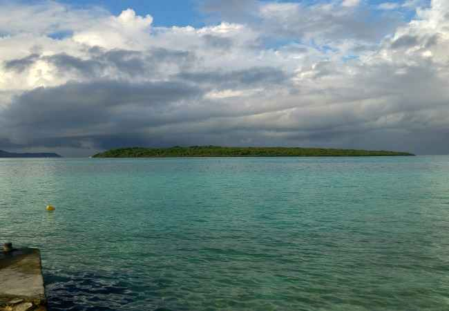 ile aux aigrettes Mauritius