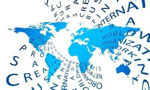 international business symbol