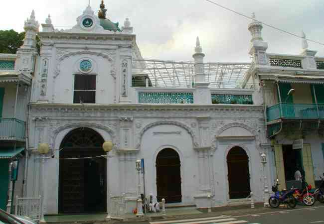 Jummah Masjid mosque Port Louis