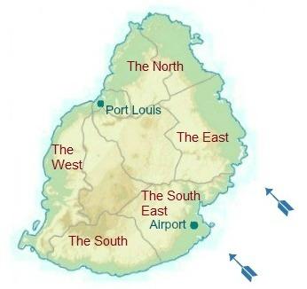 mauritius north south ile ilgili görsel sonucu