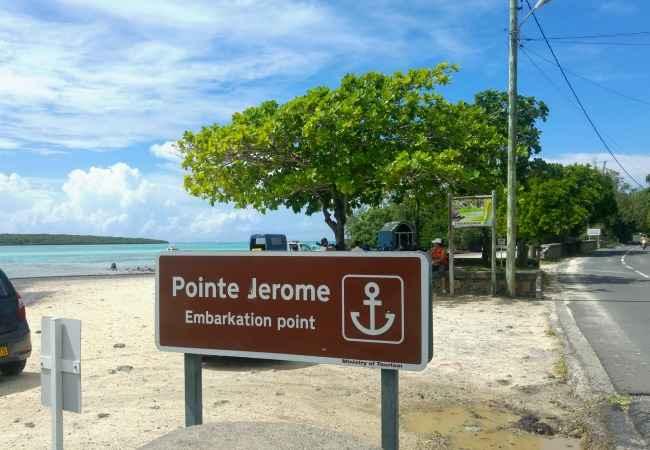 Pointe Jerome Mauritius