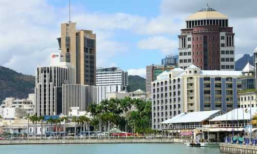 Port Louis Mauritius capital